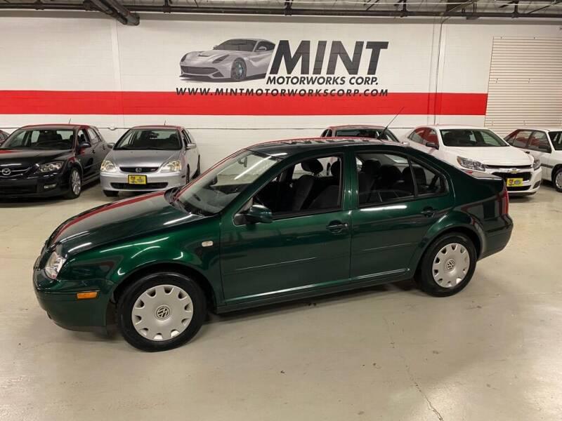2000 Volkswagen Jetta for sale at MINT MOTORWORKS in Addison IL