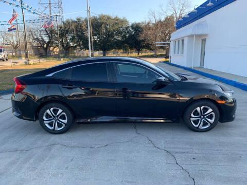 2018 Honda Civic for sale at Max Quality Auto in Baton Rouge LA
