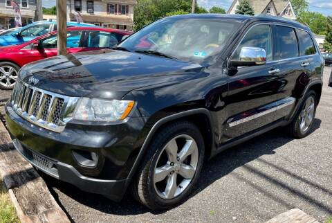 2011 Jeep Grand Cherokee for sale at Mayer Motors of Pennsburg in Pennsburg PA