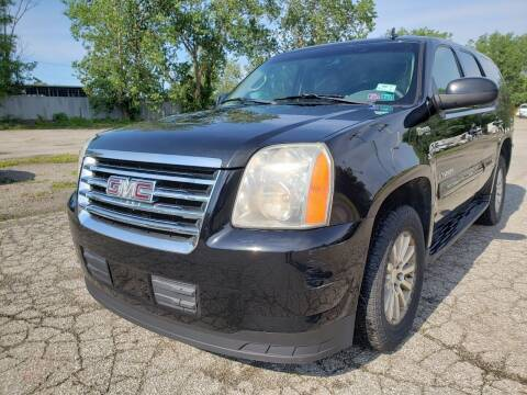 2009 GMC Yukon for sale at Flex Auto Sales in Cleveland OH