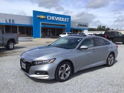 2020 Honda Accord for sale at LEE CHEVROLET PONTIAC BUICK in Washington NC