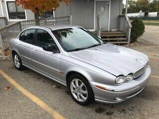 2004 Jaguar X-Type for sale at WELLER BUDGET LOT in Grand Rapids MI