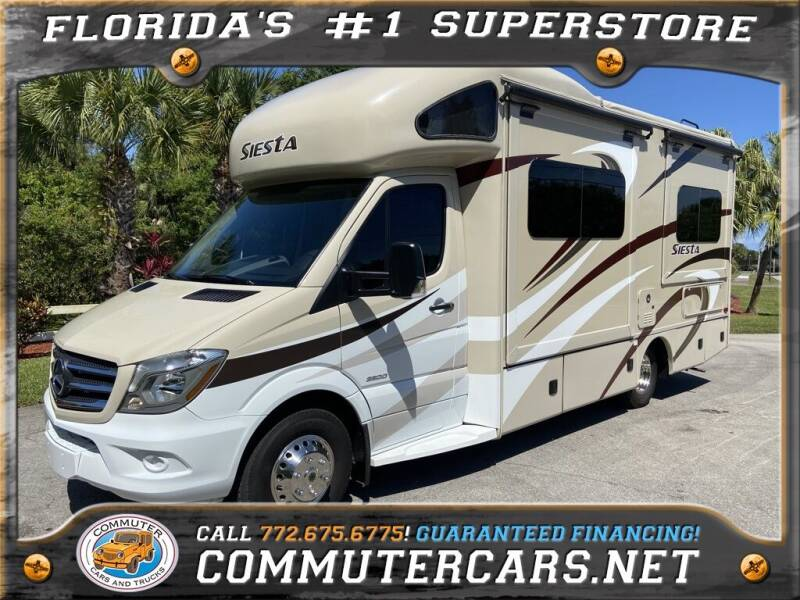 2016 Mercedes-Benz Sprinter Cab Chassis for sale in Port Saint Lucie, FL
