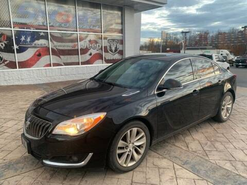2016 Buick Regal for sale at Tim Short Auto Mall in Corbin KY