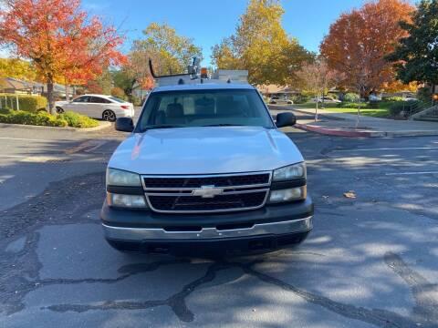 2007 Chevrolet Silverado 1500 Classic for sale at Cars R Us in Rocklin CA