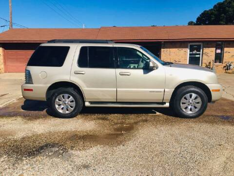 2007 Mercury Mountaineer for sale at Westside Auto Sales in New Boston TX
