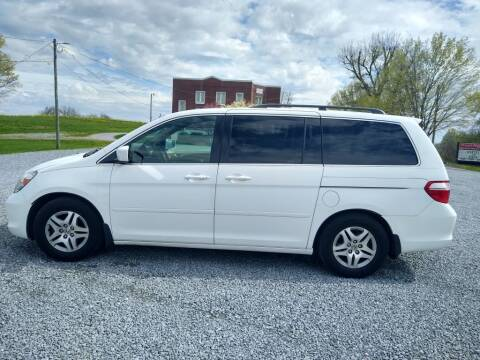 2007 Honda Odyssey for sale at Dealz on Wheelz in Ewing KY