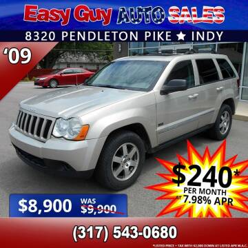 2009 Jeep Grand Cherokee for sale at Easy Guy Auto Sales in Indianapolis IN