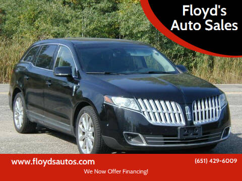 2012 Lincoln MKT for sale at Floyd's Auto Sales in Stillwater MN