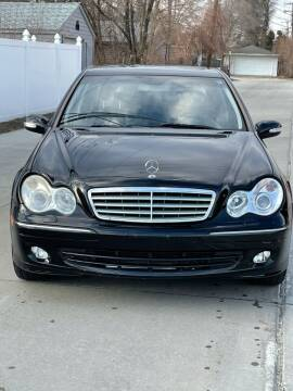 2005 Mercedes-Benz C-Class for sale at Suburban Auto Sales LLC in Madison Heights MI