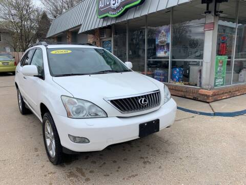 2008 Lexus RX 350 for sale at LOT 51 AUTO SALES in Madison WI