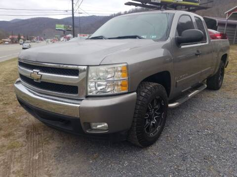 2008 Chevrolet Silverado 1500 for sale at Mackeys Autobarn in Bedford PA