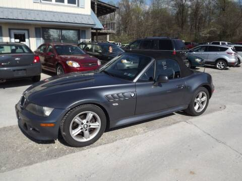 2000 BMW Z3 for sale at Country Side Auto Sales in East Berlin PA