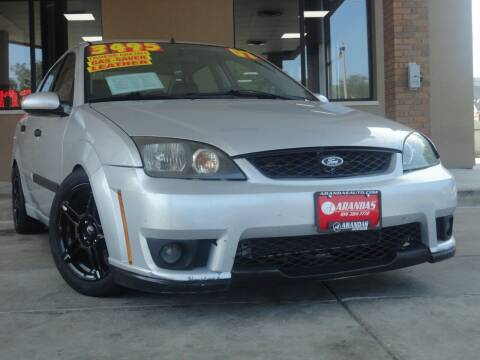 2007 Ford Focus for sale at Arandas Auto Sales in Milwaukee WI