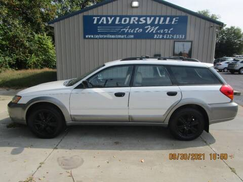 2005 Subaru Outback for sale at Taylorsville Auto Mart in Taylorsville NC