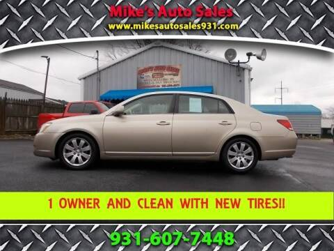 2007 Toyota Avalon for sale at Mike's Auto Sales in Shelbyville TN