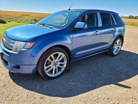 2009 Ford Edge for sale at BROTHERS AUTO SALES in Eagle Grove IA