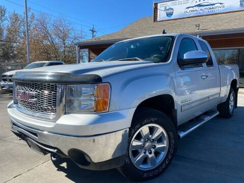 2012 GMC Sierra 1500 for sale at Global Automotive Imports of Denver in Denver CO
