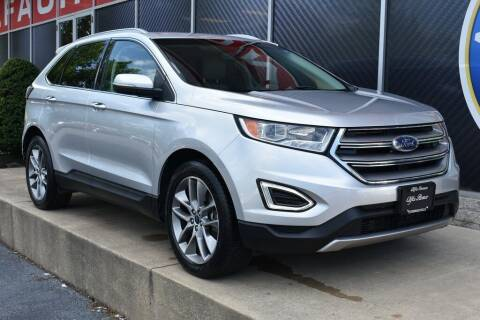 2016 Ford Edge for sale at Alfa Romeo & Fiat of Strongsville in Strongsville OH