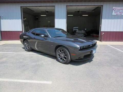 2018 Dodge Challenger for sale at Stoufers Auto Sales, Inc in Madison Lake MN