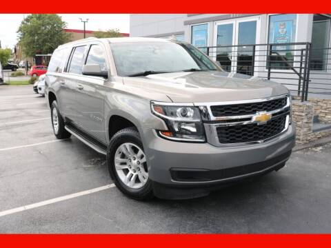 2019 Chevrolet Suburban for sale at AUTO POINT USED CARS in Rosedale MD