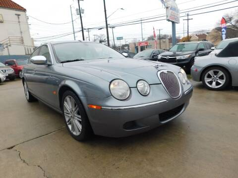 2008 Jaguar S-Type for sale at AMD AUTO in San Antonio TX