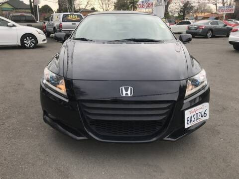 2011 Honda CR-Z for sale at EXPRESS CREDIT MOTORS in San Jose CA