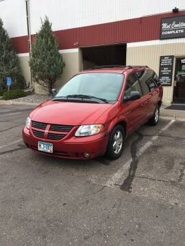2006 Dodge Grand Caravan for sale at Specialty Auto Wholesalers Inc in Eden Prairie MN
