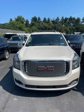 2015 GMC Yukon for sale at Jeff D'Ambrosio Auto Group in Downingtown PA