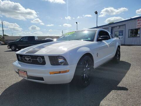 2008 Ford Mustang for sale at Primo Auto Sales in Merced CA