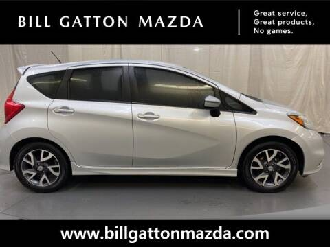 2015 Nissan Versa Note for sale at Bill Gatton Used Cars - BILL GATTON ACURA MAZDA in Johnson City TN