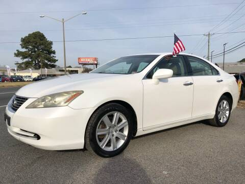 2009 Lexus ES 350 for sale at Mega Autosports in Chesapeake VA