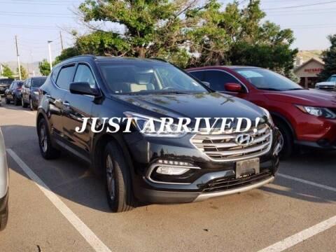 2017 Hyundai Santa Fe Sport for sale at EMPIRE LAKEWOOD NISSAN in Lakewood CO