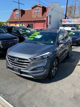 2016 Hyundai Tucson for sale at 2955 FIRESTONE BLVD - 3271 E. Firestone Blvd Lot in South Gate CA
