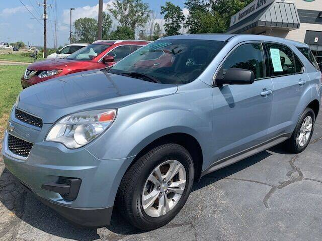 2015 Chevrolet Equinox for sale at Lighthouse Auto Sales in Holland MI