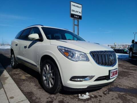 2015 Buick Enclave for sale at Tommy's Car Lot in Chadron NE