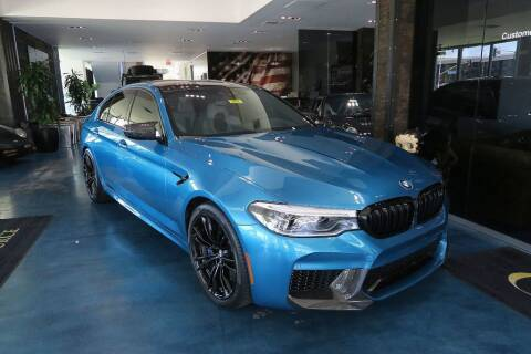 2019 BMW M5 for sale at OC Autosource in Costa Mesa CA