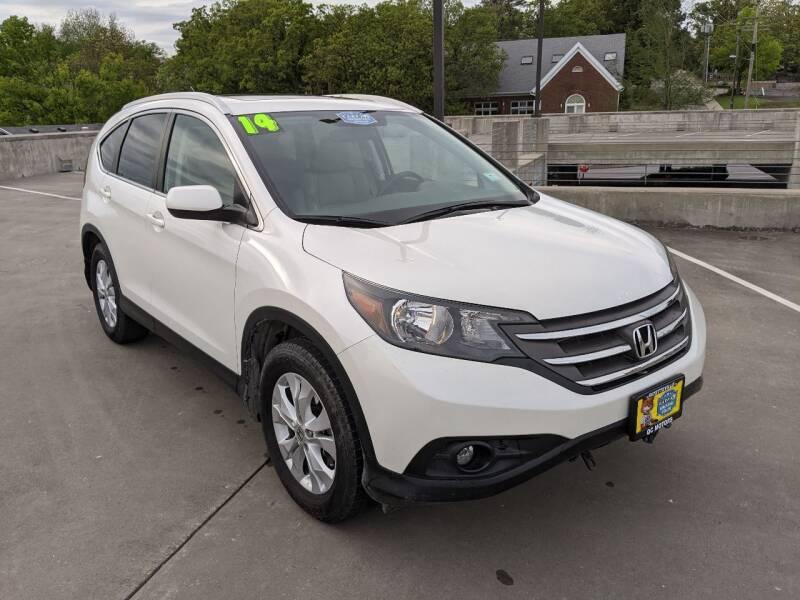 2014 Honda CR-V for sale at QC Motors in Fayetteville AR