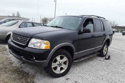2003 Ford Explorer for sale at Cannon Falls Auto Sales in Cannon Falls MN
