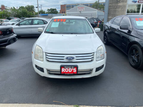 2007 Ford Fusion for sale at Rod's Automotive in Cincinnati OH