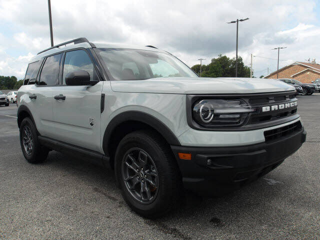 2021 Ford Bronco Sport for sale at TAPP MOTORS INC in Owensboro KY