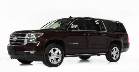 2017 Chevrolet Suburban for sale at Houston Auto Credit in Houston TX