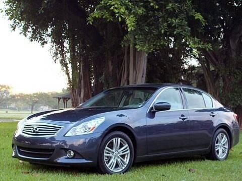 2011 Infiniti G37 Sedan for sale at ATLANTIC MOTORS GP LLC in Houston TX