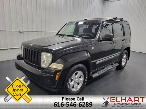 2012 Jeep Liberty for sale at Elhart Automotive Campus in Holland MI