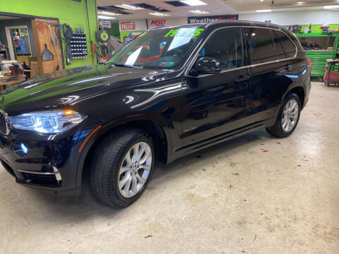 2015 BMW X5 for sale at Ginters Auto Sales in Camp Hill PA