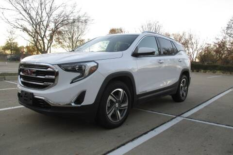 2019 GMC Terrain for sale at Vemp Auto in Garland TX