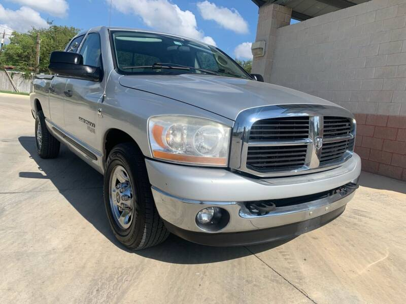 2006 Dodge Ram Pickup 2500 for sale at K & B Motors LLC in Mc Queeney TX
