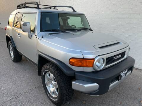2007 Toyota FJ Cruiser for sale at Best Value Auto Sales in Hutchinson KS