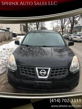 2009 Nissan Rogue for sale at Sphinx Auto Sales LLC in Milwaukee WI