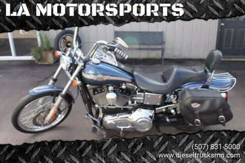 2003 Harley-Davidson Wide Glide for sale at LA MOTORSPORTS in Windom MN